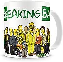 Caneca Breaking Bad The Simpsons Personagens III