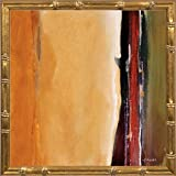 12x12 Solar Emission II by Li-Leger, Noah: Gold Bamboo 12313
