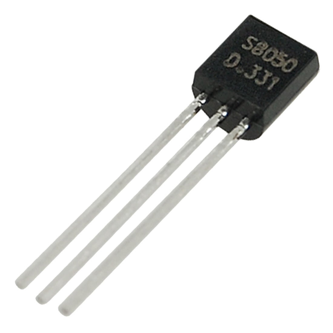 45 Pcs Complementary S8550 NPN Silicon Transistors S8050 TO-92