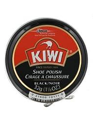Kiwi Black Shoe Polish, 1-1/8 oz.