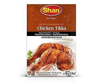 Amazon com : SHAN Foods Spice [ Recipe Mix, Plain Spices