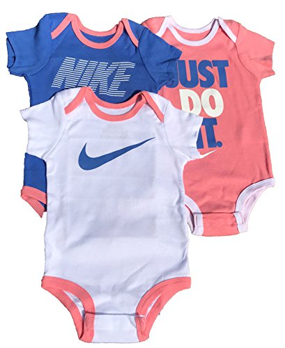 Nike Baby Girl Clothes Delectable Nike Baby Girls Bodysuits Onesies Set Of 600 In Gift Box 6060 Months