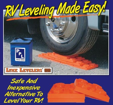 Tri-Lynx Leveling Kit-10 Pack-A Must Have Item For All Rvs - 00080