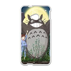 Custom Case My Neighbor Totoro For HTC One M7 Q3V652346