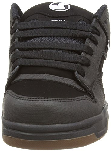 Sneakers Basses Black Gunny DVS homme DVF0000056 Nubuck Shoes BwxqaE