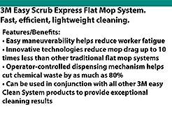 3M Easy Scrub Express Starter Kit, Flat ...