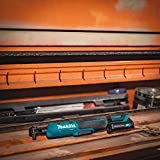 "Makita RW01R1 12V max CXT Lithium-Ion Cordless 3/8"" / 1/4"" Sq. Drive Ratchet Kit"