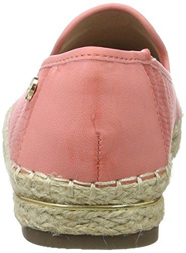 Espadrilles Microfiber Femme Rose coral Ladies Shoes Xti Coral Coral 5CxwqTwI
