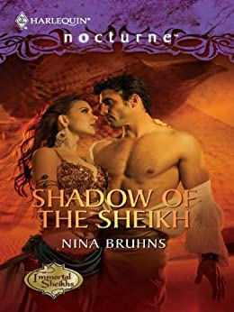 Shadow of the Sheikh by [Bruhns, Nina]