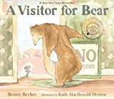 img - for A Visitor for Bear (Bear and Mouse) book / textbook / text book