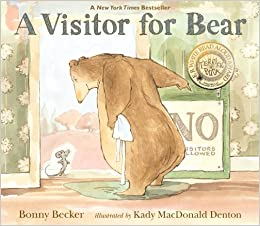Image result for a visitor for bear