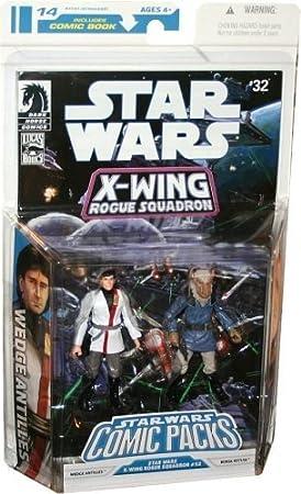 Star Borsk Antilles And Wars Comic Packs32 Wedge F1TJclK3