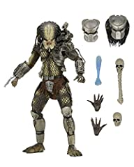 """At long last, the classic predators are back - and with some huge upgrades! from the original predator movie, we present the definitive collector's version of the jungle hunter. The ultimate hunter has received the """"ultimate"""" treatment, inclu..."""