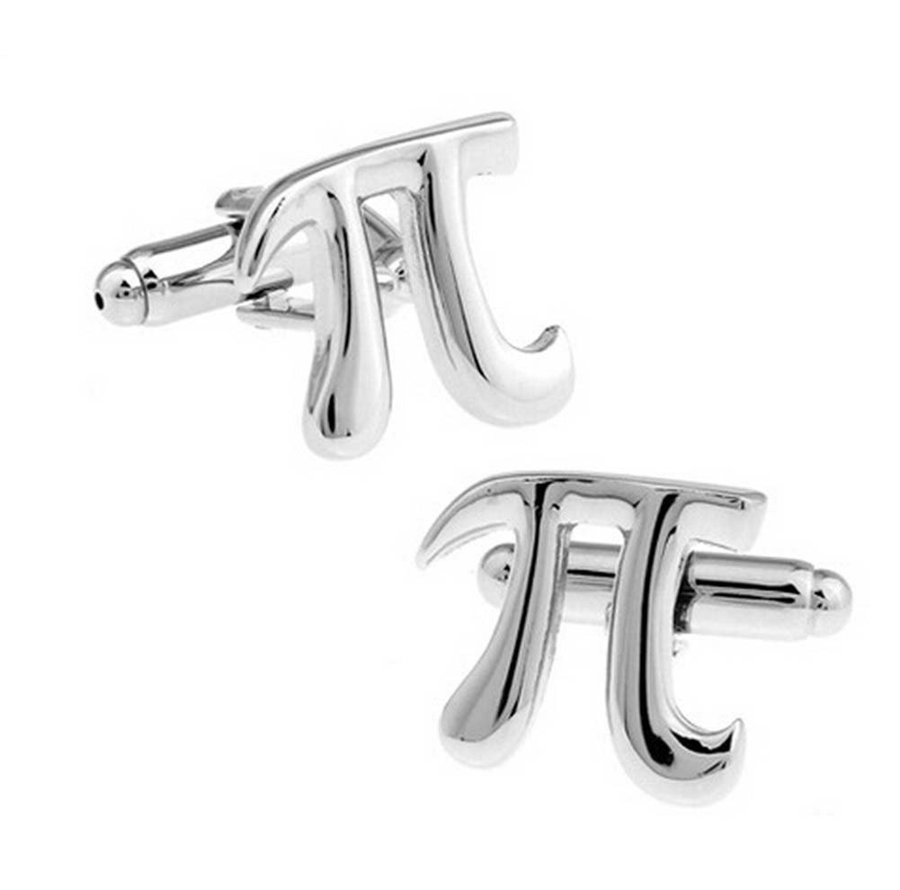 Hosaire Cufflinks Men's Pictographic Symbols Cuff Link Delicate Cuff-link for Wedding Business