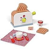 Janod - J06541 - Jeu d'Imitation - Toaster Picnik