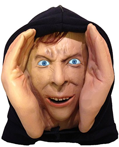 Halloween Peeping Tom Window Prop: the Scary Decoration That Attaches To A Window To Frighten Trick Or Treaters