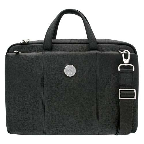 Mississippi Mens Leather Briefcase by CSI