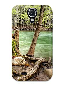 Gary L. Shore's Shop Cheap Case Cover, Fashionable Galaxy S4 Case - River Earth