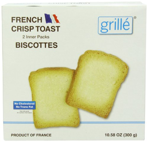 UPC 734492288607, Grille French Crisp Toast, 10.58-Ounce