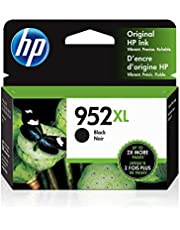 HP 952XL | Ink Cartridge | Black | Works with HP OfficeJet Pro 7700 Series, 8200 Series, 8700 Series | F6U19AN