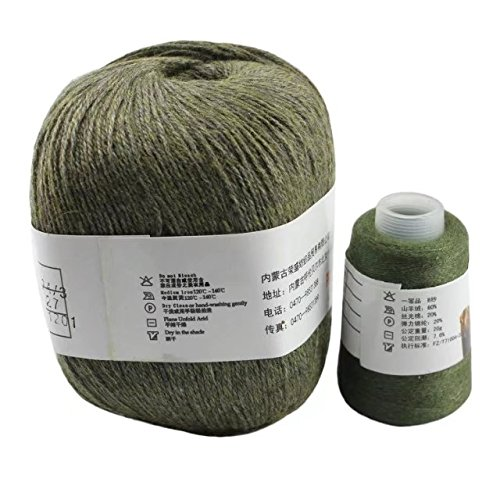 green cone cotton yarn - 5