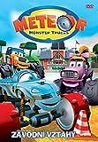 Meteor Monster Trucks 1 - Zavodni vztahy (Bigfoot Presents: Meteor and the Mighty Monster Trucks 1) [paper sleeve]