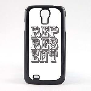Case Fun Case Fun Represent Snap-on Hard Back Case Cover for Samsun Galaxy S4 Mini (I9190)