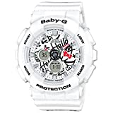 Ladies' Casio Baby-G Hello Kitty Watch BA120KT-7A