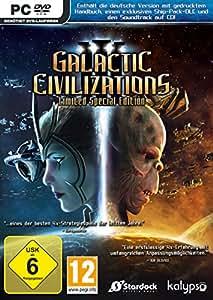 Galactic Civilizations III Limited Special Edition [Importación Alemana]