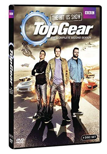 DVD : Top Gear: The Complete Second Season (USA) (Boxed Set, , 4 Disc)