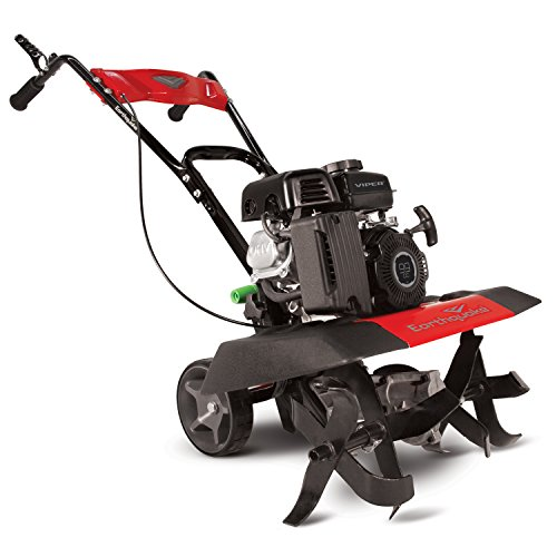 (Earthquake Versa Front Tine Tiller Cultivator with 99cc 4-Cycle Viper Engine, 5 Year Warranty)