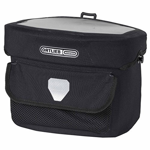 Ortlieb Ultimate 6 Pro E Handlebar Bag Black