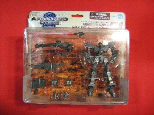 Armored Core 2 High End Action Figure 01 Interchangeable parts ArtFx Kotobukiya