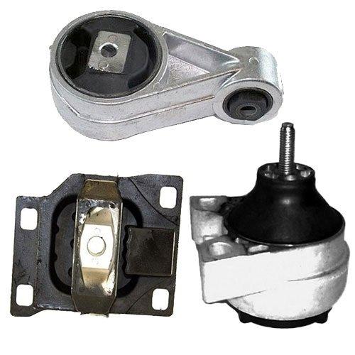 Ford Sohc Motor (K171-03 : Fits 2000-2004 FORD FOCUS 2.0L SOHC Engine & Trans Mount Set Except SVT Model 3 PCS : 2000 2001 2002 2003 2004 - A2938 A2939 A2986)