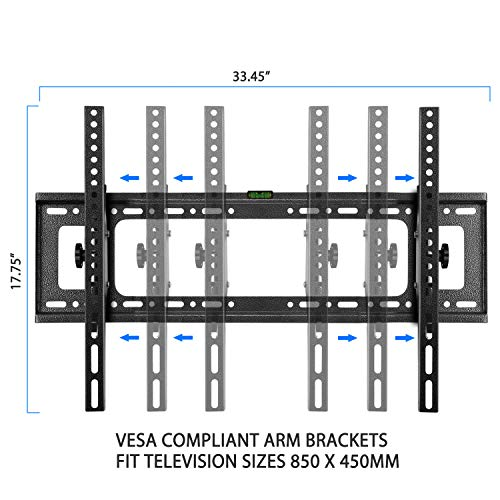 Tv Mount Tv Wall Mount For 32 70 Inch Led Lcd Oled And