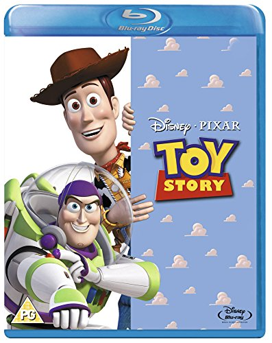 Toy Story (Special Edition) [Blu-ray] [Region Free] [UK Import]