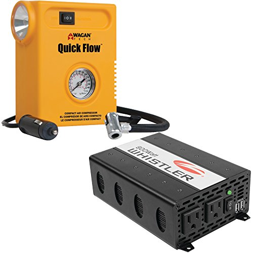 Whistler KIT2WHI80I20 Bundle Portable Power Generator by Whistler