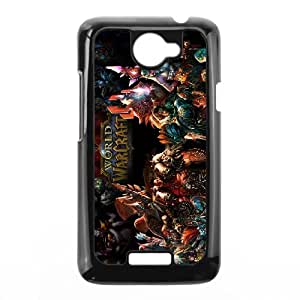 HTC One X Phone Case for Classic Game World of Warcraft Theme pattern design GCGWDWC927761