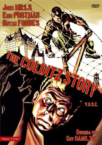 Fuga De Colditz, La [DVD]: Amazon.es: John Mills, Eric Portman, Christopher Rhodes, Guy Hamilton, John Mills, Eric Portman, Ivan Foxwell: Cine y Series TV