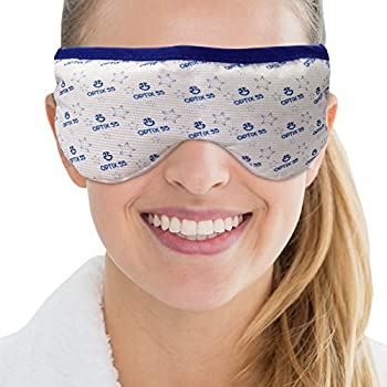 Amazon.com : Eye Mask - Microwavable Compress Pad with