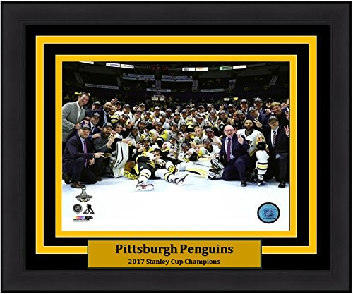 Penguins 2017 Stanley Cup Championship On-Ice Celebration 8