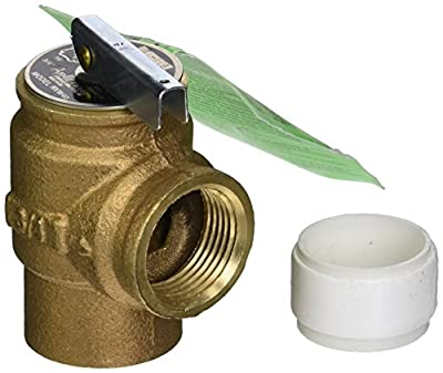 Pentair 473715z Pressure Relief Valve Replacement Kit Pool and Spa Heater Water Systems