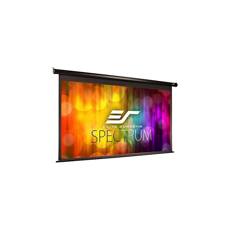 Elite Screens Spectrum, 125-inch Diag 16