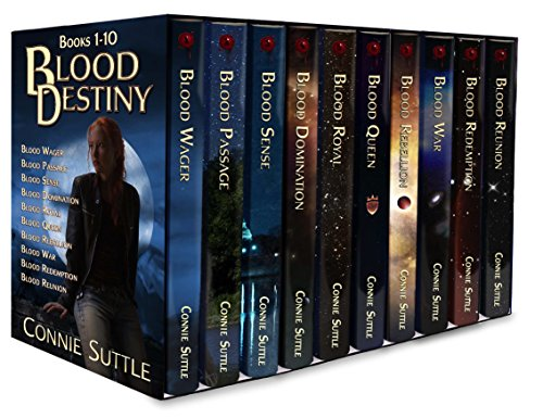 Blood Destiny Series: Boxed Set cover