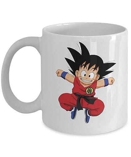 Manga Dragon Ball ZSangoku Songoku Kid Coffee Mug 11 Oz