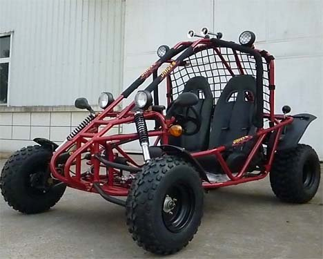Amazoncom Spider K28a High End 150cc Go Kart Automatic With