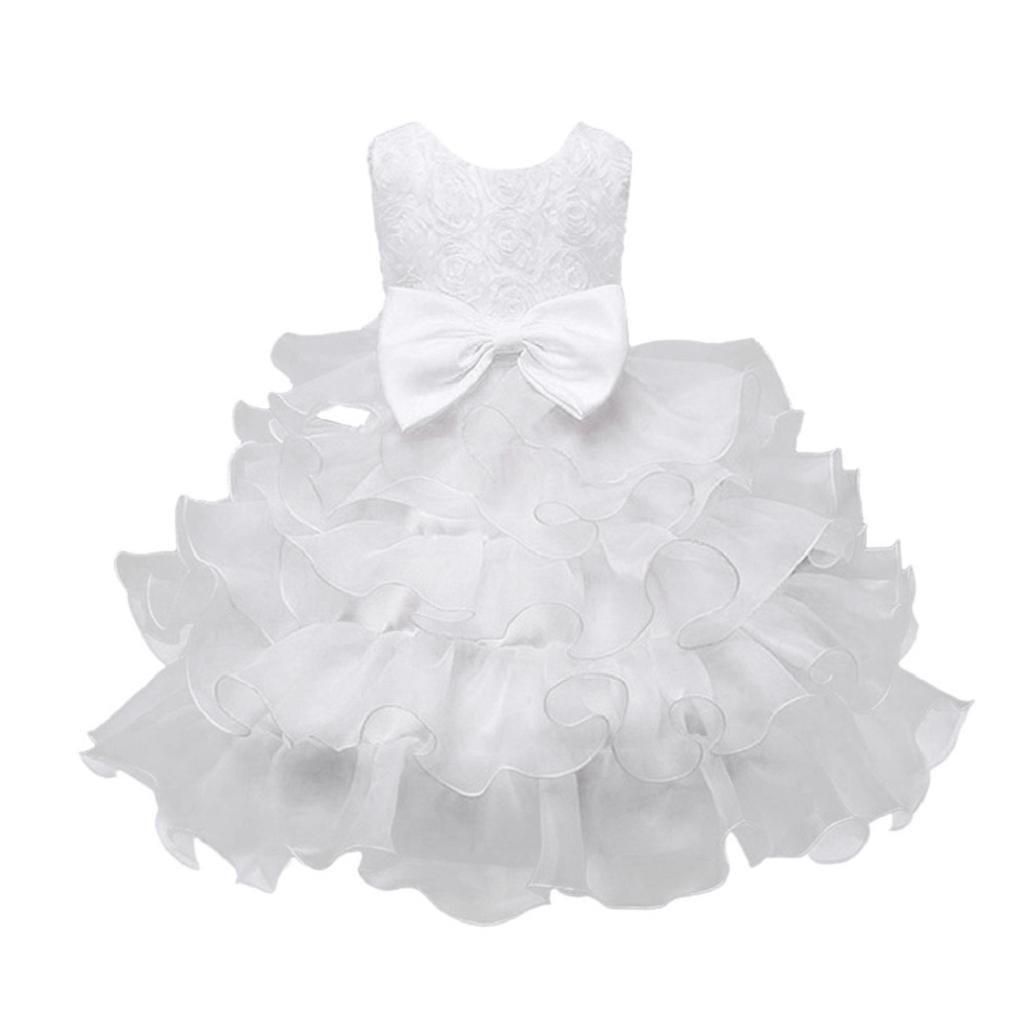 Hosamtel-Baby Clothes ACCESSORY ベビーガールズ ユニセックスベビー B077L1MYC3 100 ホワイト ホワイト 100