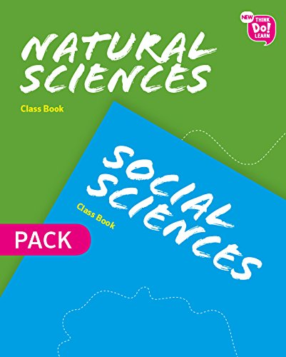New Think Do Learn Natural & Social Sciences 3. Class Book Pack (Madrid)