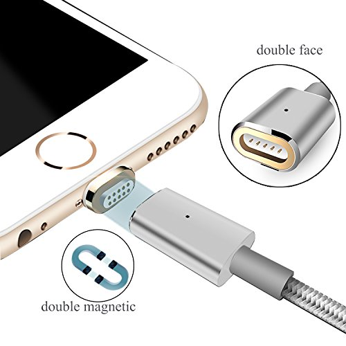 Price comparison product image Lightning to USB Magnetic Cable For Iphone 7 7plus.Update Mgnetic Data Line And Charging Indicator Light,Lightning to USB Charger For iphone7 7plus 6 6s 6plus 5 5s