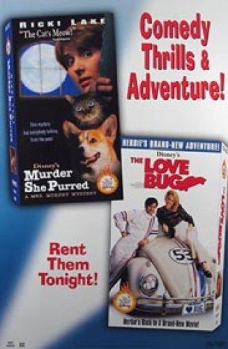 Коллекционные товары кинематографа Murder She Purred/The